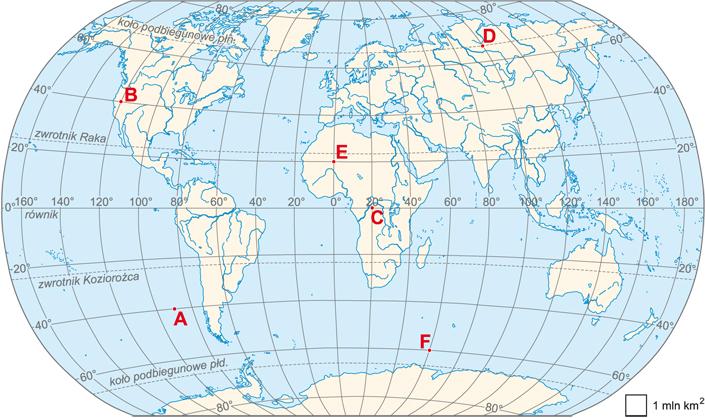 Okreslanie Wspolrzednych Geograficznych Notatki Geografia